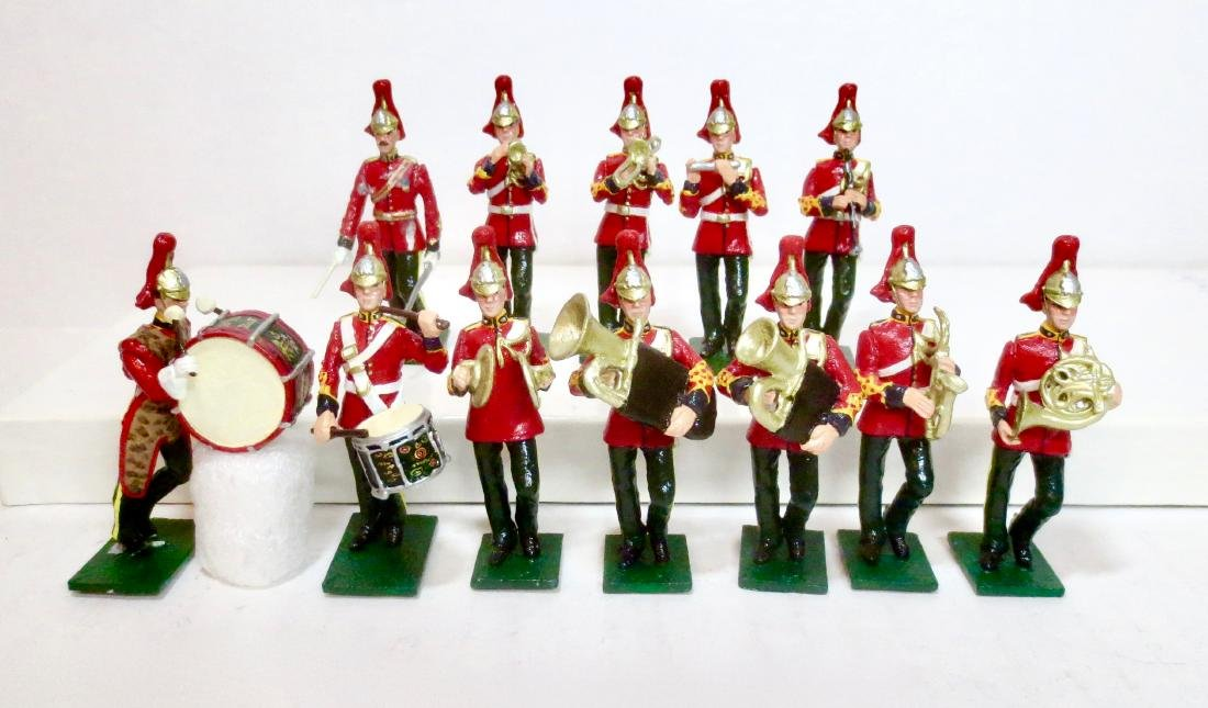Maker Unknown King's Dragoon Guards Band