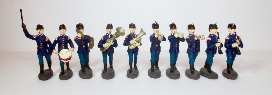 Elastolin Composition Military Band