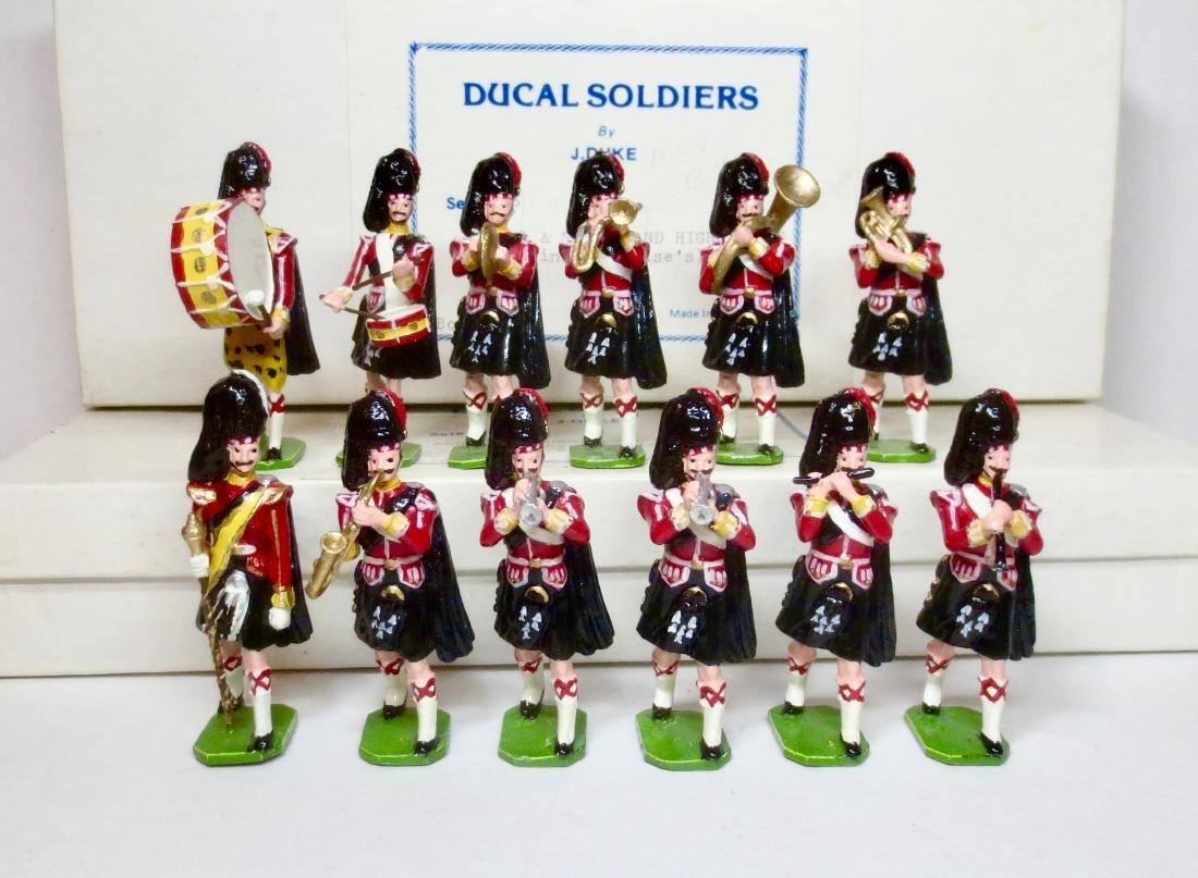 Ducal Set #166 Argyll & Sutherland Highlanders