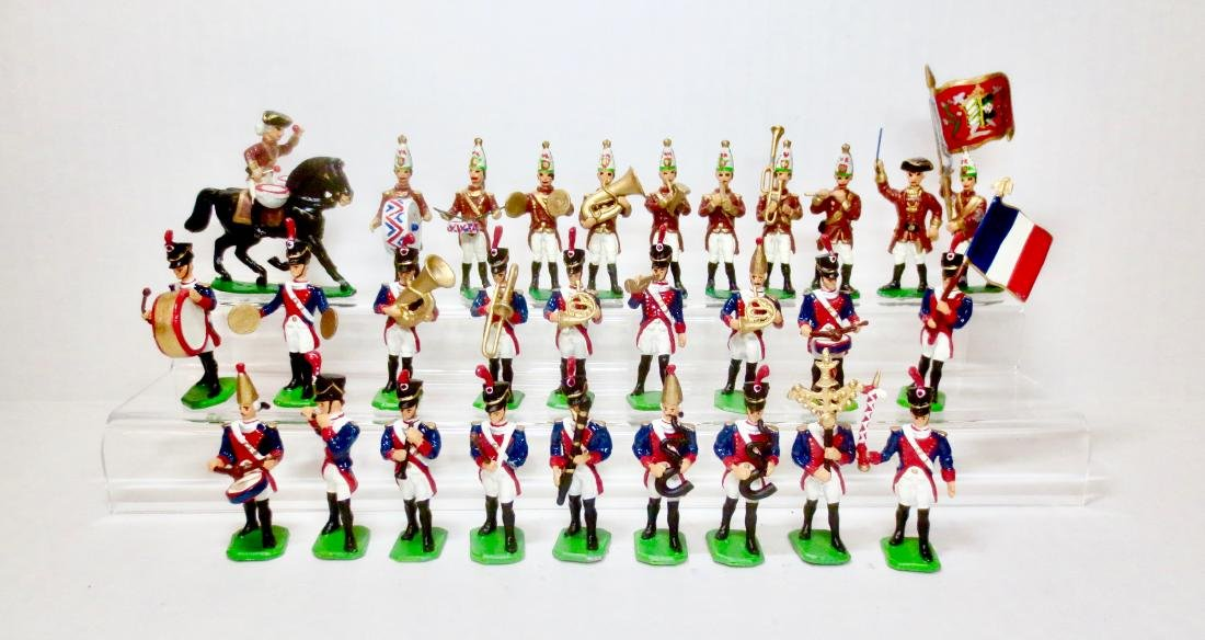Maker Unknown Military Band Assortment
