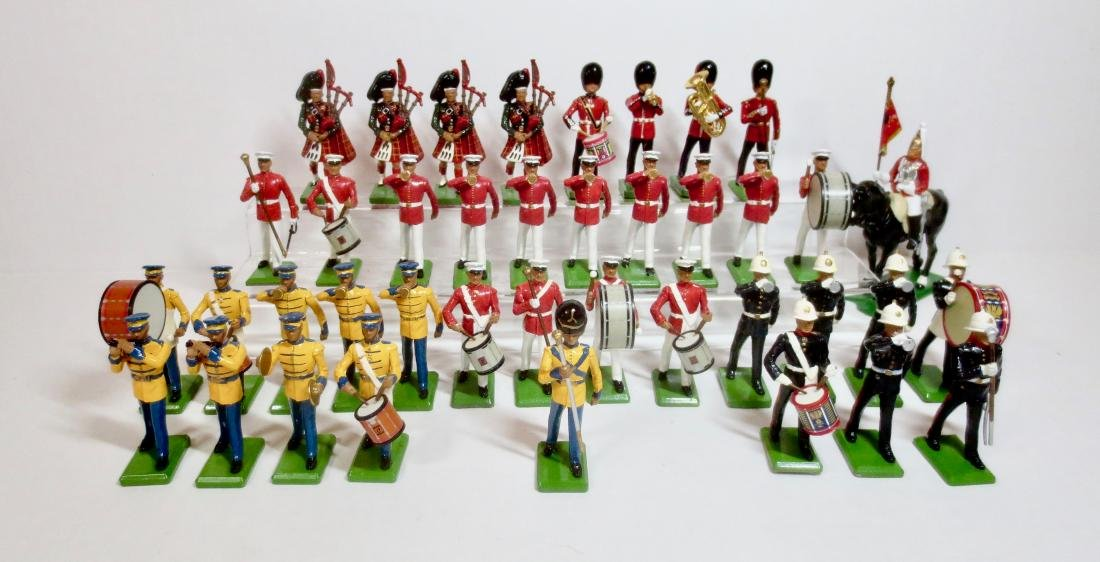 Britains Military Band Assortment