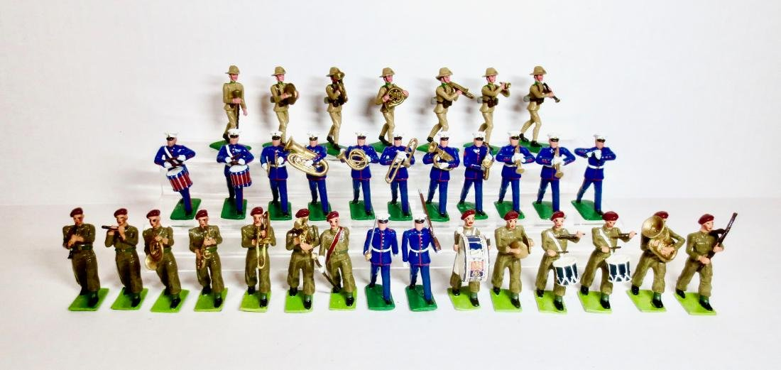 Various Makers Military Band Assortment