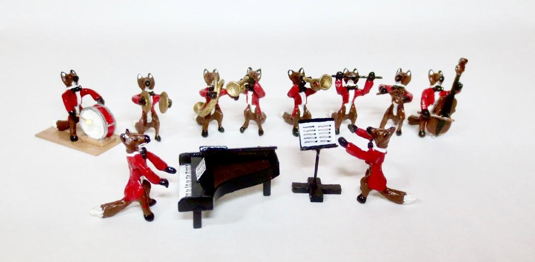 Maker Unknown Fox Hunt Band