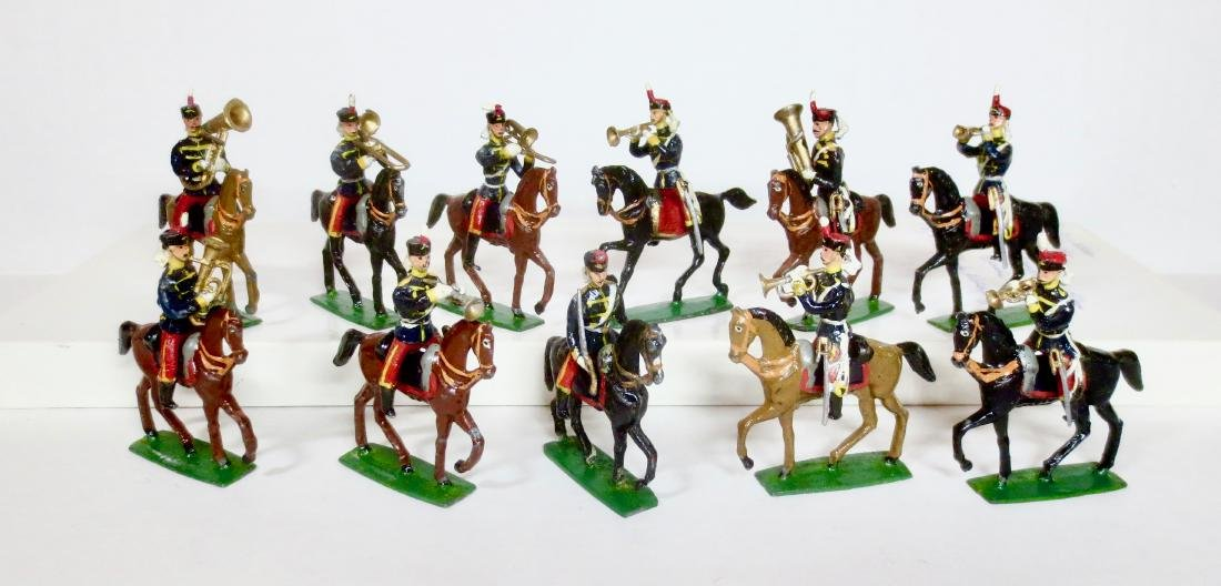Heyde 11th Hussars Mounted Band