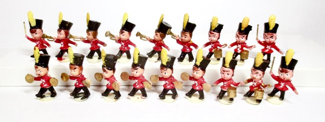 Maker Unknown Plastic Children Marching Band
