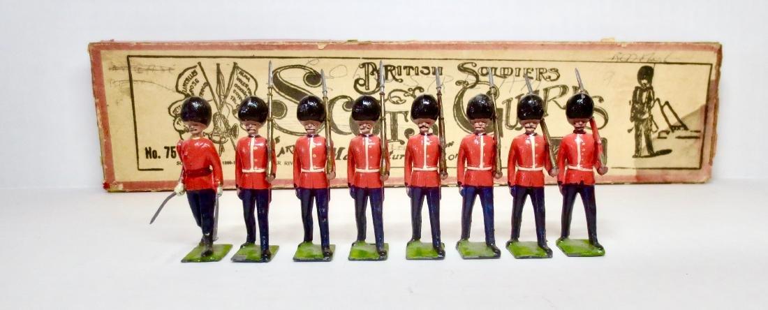 Britains Set #75 Scots Guards