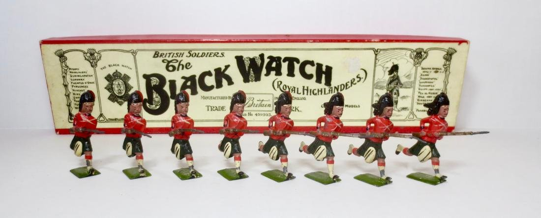 Britains Set #11 The Black Watch