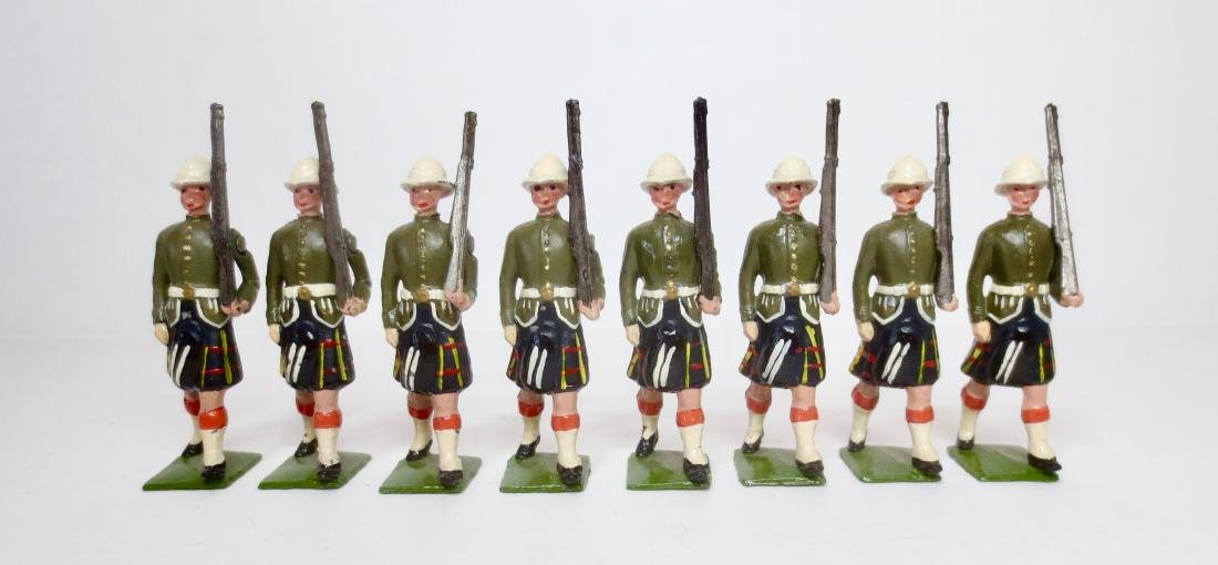 Britains Set #114 Cameron Highlanders