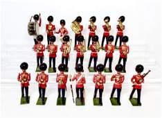 Britains Set 37 Coldstream Guards Band