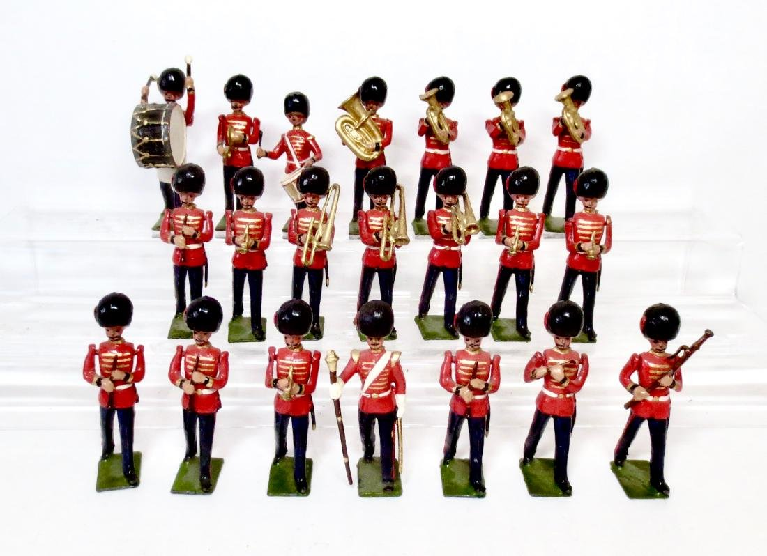 Britains Set #37 Coldstream Guards Band