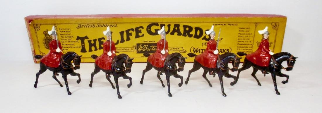 Britains Set #400 The Life Guards