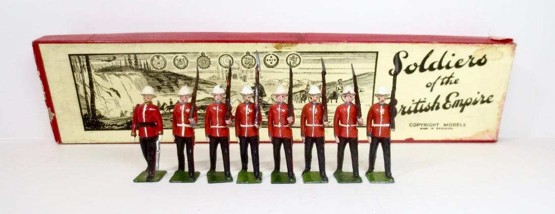 Britains Set #1633 Princess Patricia's Canadian