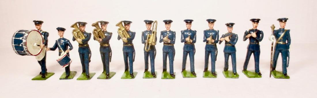 Britains Set #1527 Band of the RAF