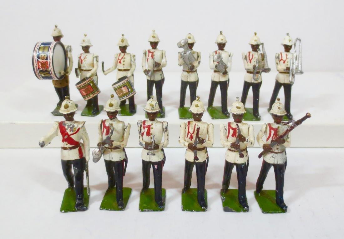 Britains Set #2184 Rare Bahamas Police Band