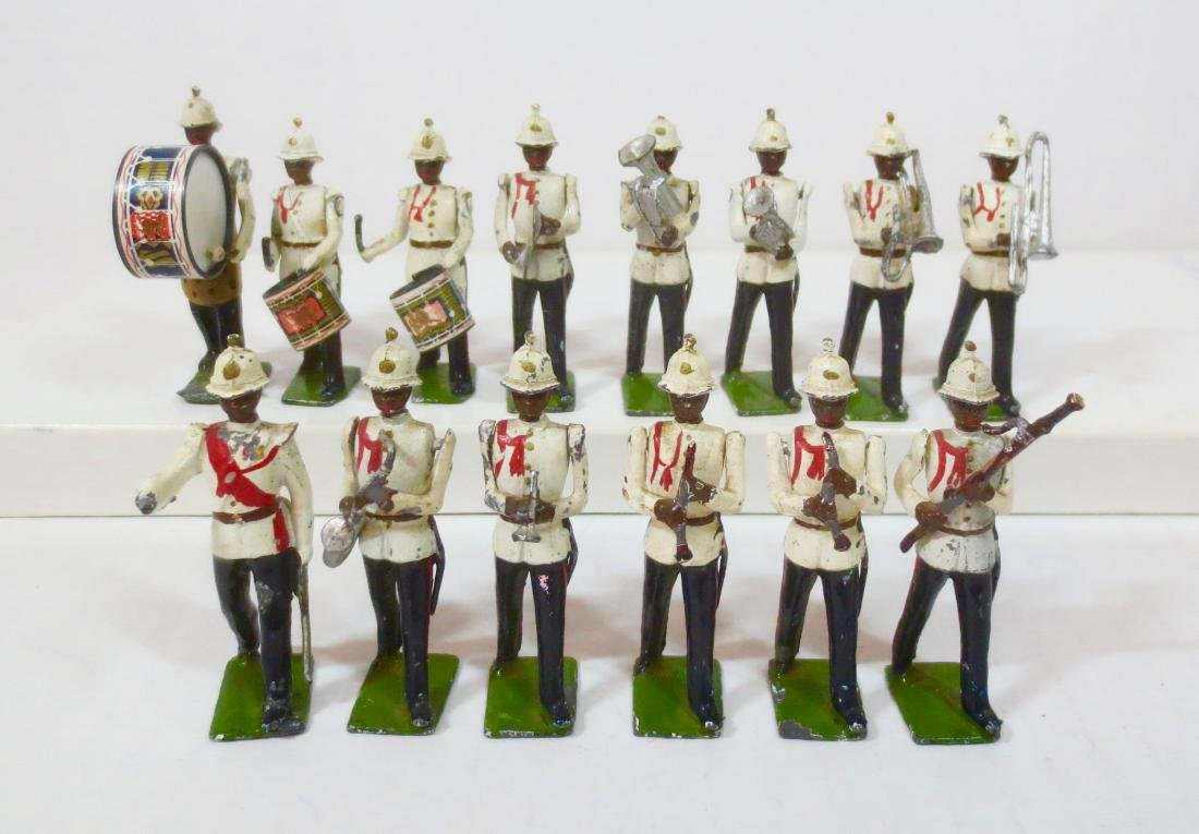 Britains Set #2184 Rare Bahamas Police Band