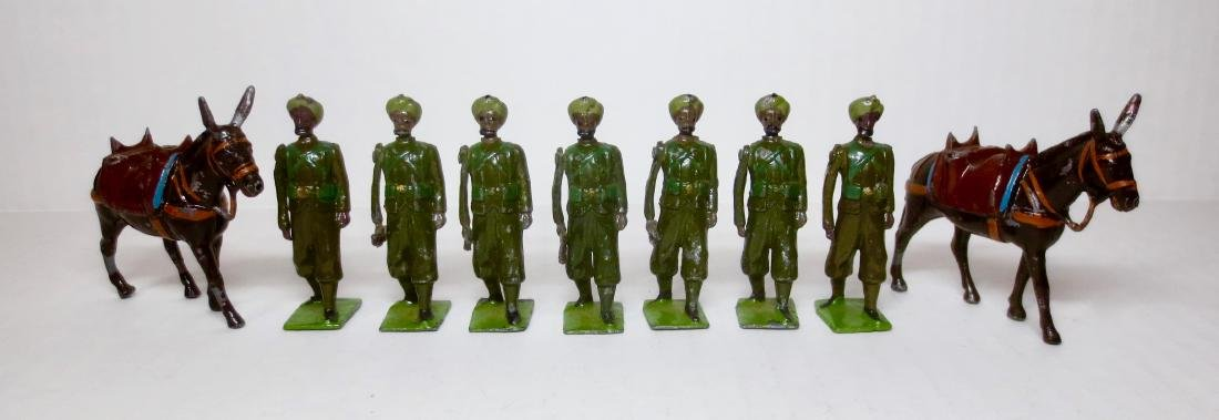 Britains Set #1893 Indian Army Service Corps