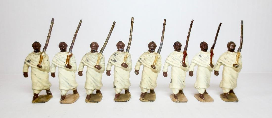 Britains Set #1425 Abyssinian Tribesmen