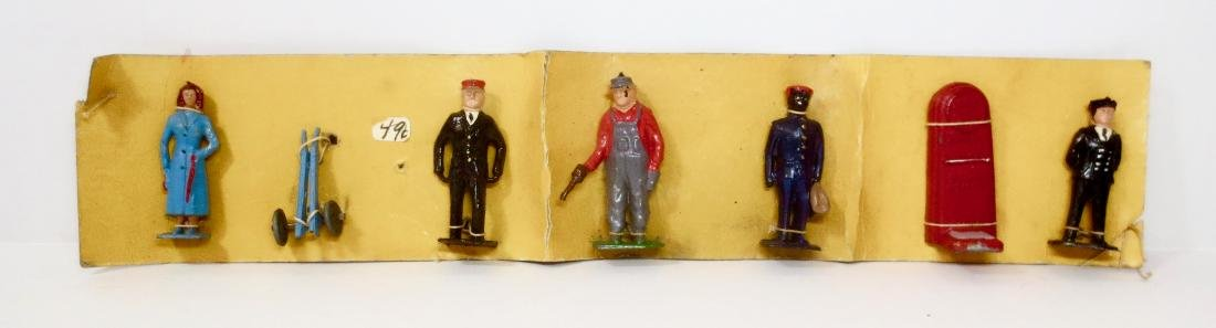 Crescent Railway Figure Set