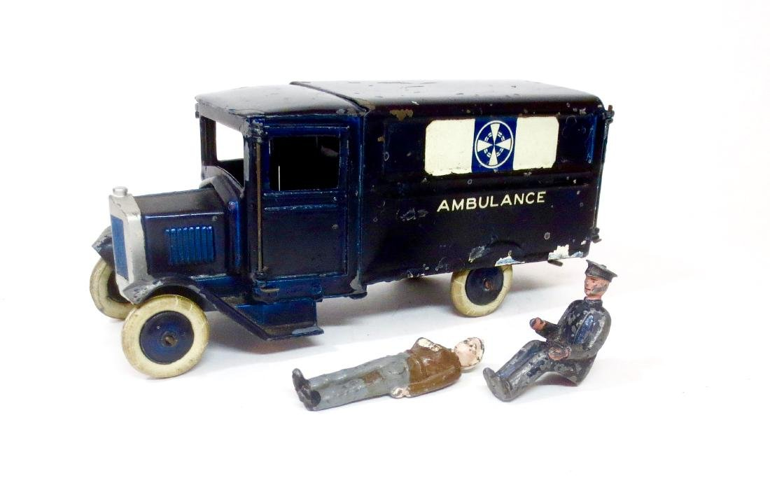 Britains Set #1513 Rare Volunteer Ambulance