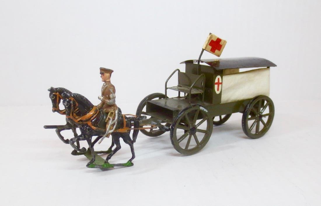 Heyde No. 2 size WWI British Military Ambulance
