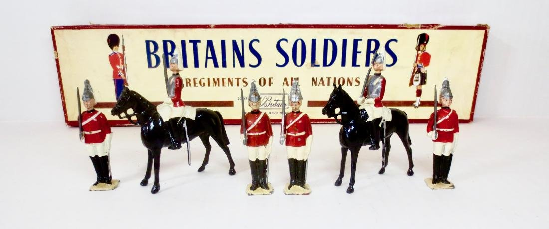 Britains Set #2029 The Life Guards