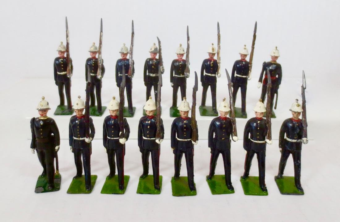 Britains Royal Marines From Set #35
