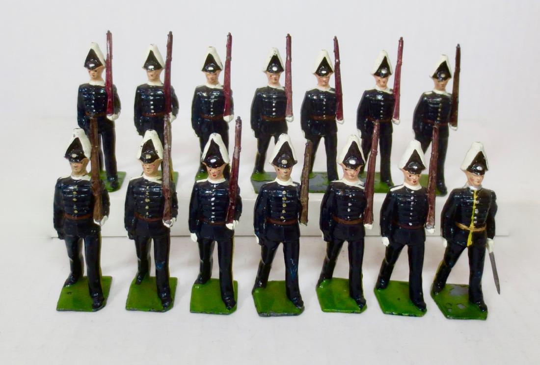 Britains From Set #2035 Svea Life Guards