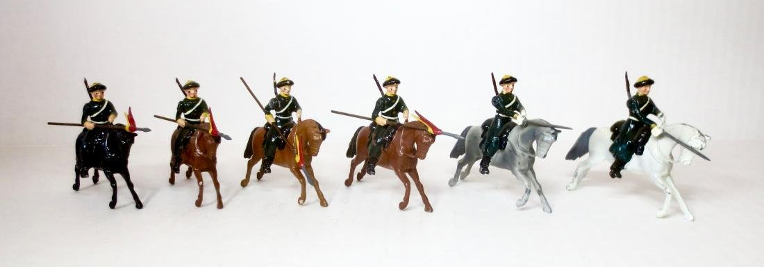 Britains From Set #136 Russian Cossacks