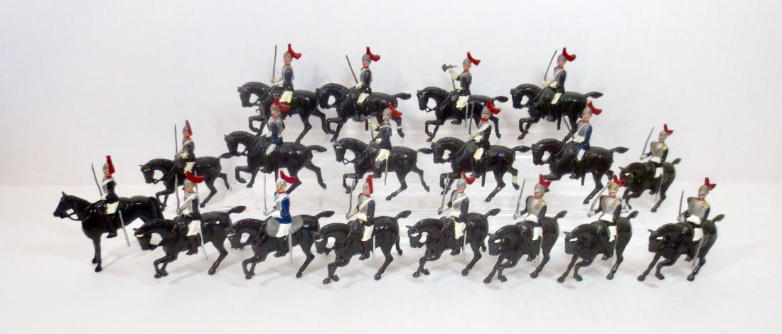 Britains Mounted Horse Guards & Farriers Asst.