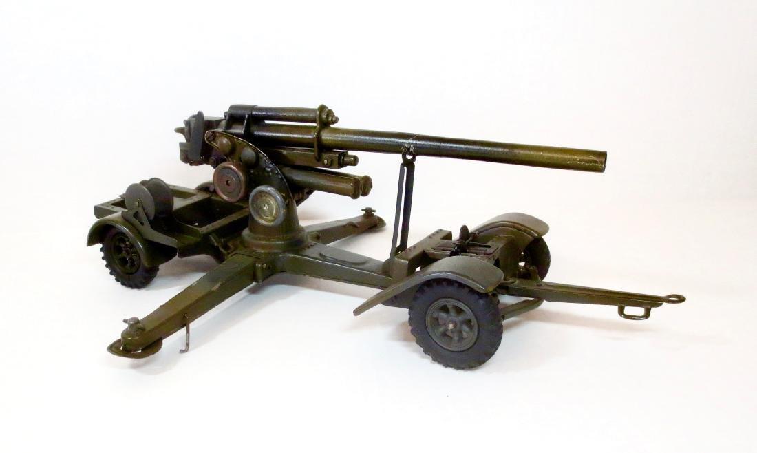 Lineol Late Version 88 Flak Gun