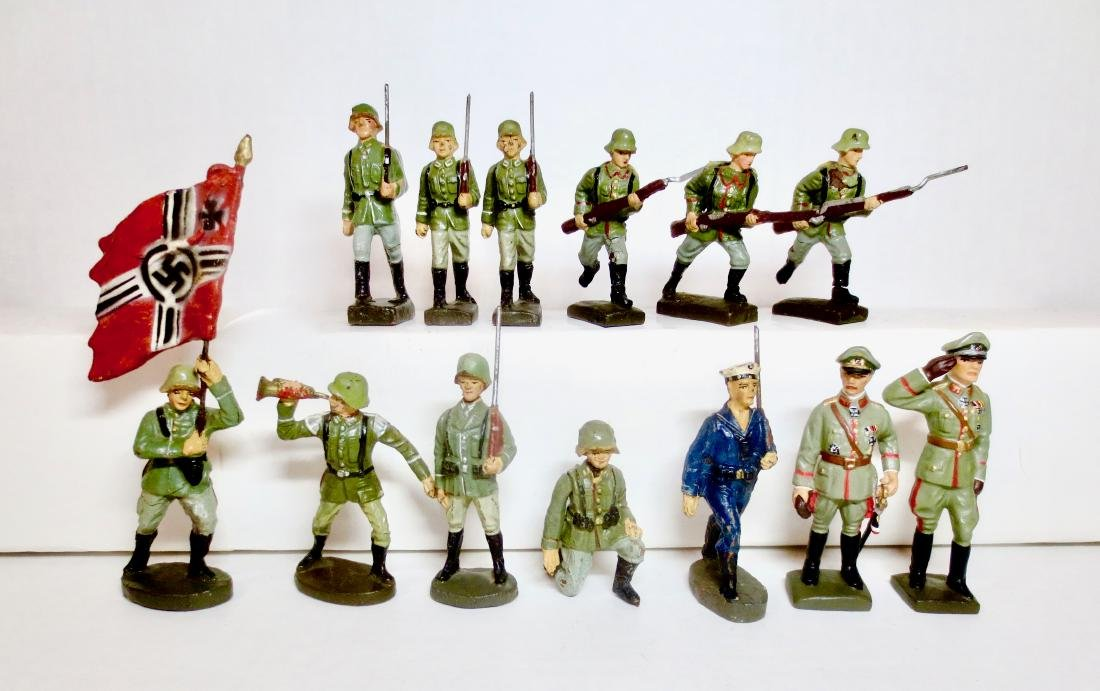 Elastolin & Lineol Composition WW2 German