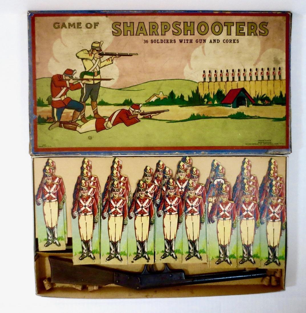 Milton Bradley Game of Sharpshooters