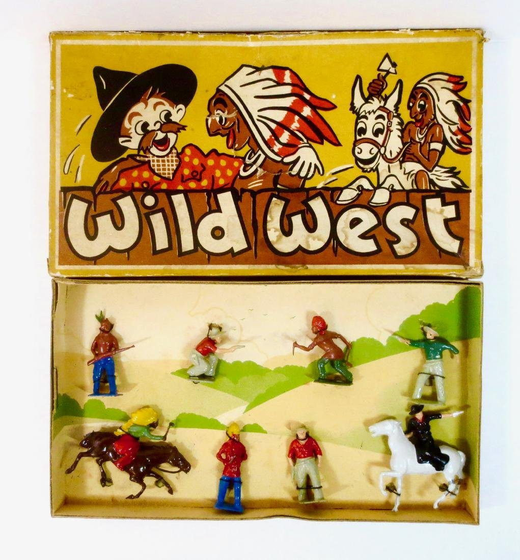 Britains Set #167s Cowboys and Indians