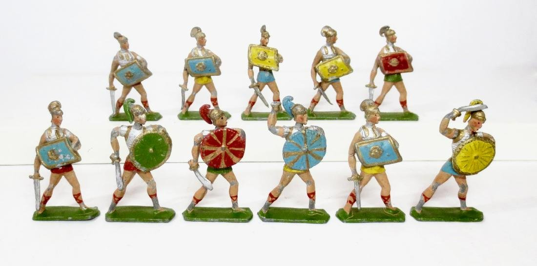 Heyde Greek Warrior Assortment