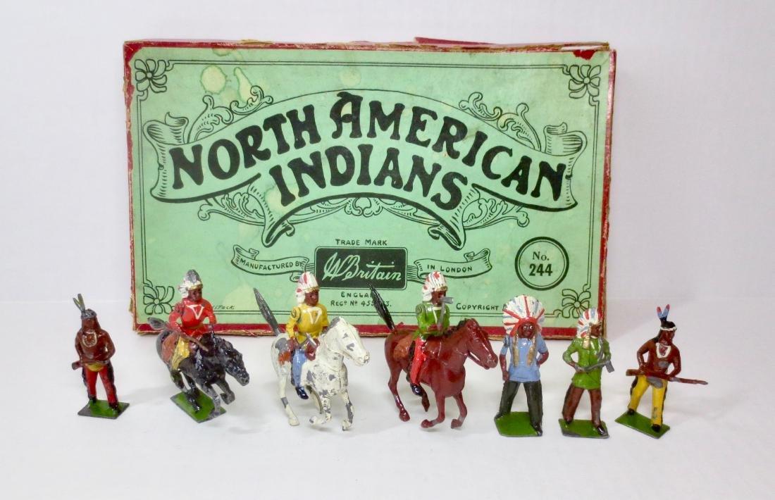 Britains Set #244 North American Indians