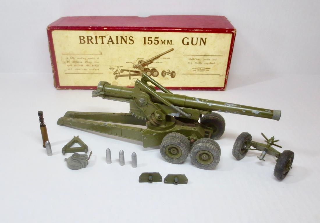 Britains Set #2064 155MM. Gun