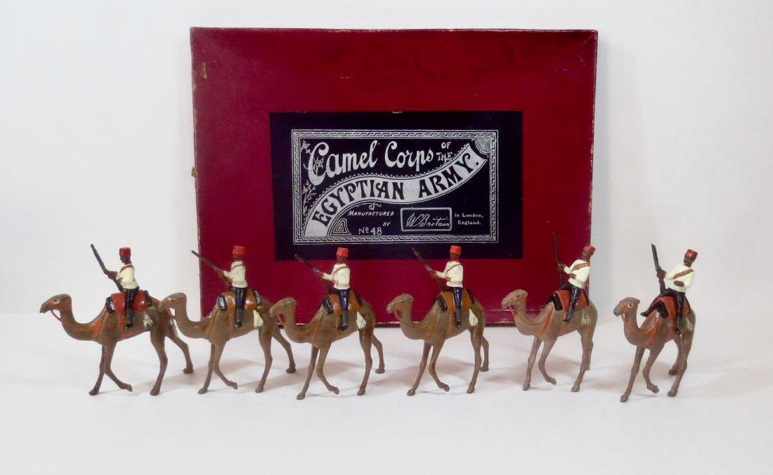 Britains Set #48 Camel Corps