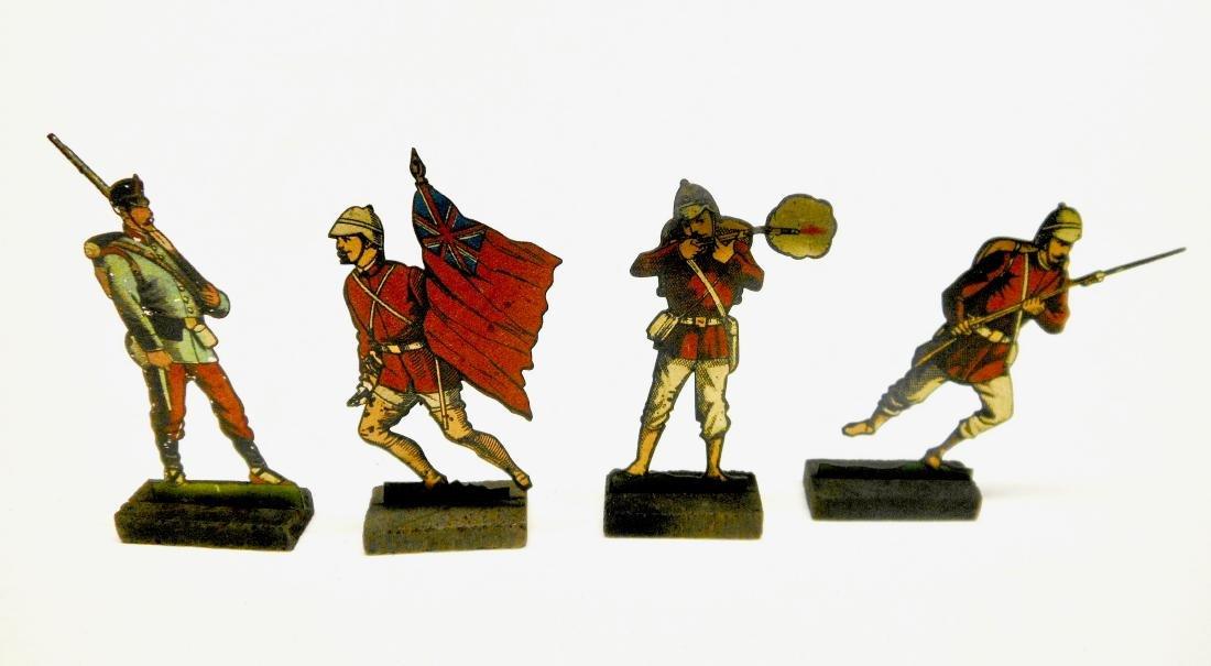 S.F.B.G. France Rare Tin Litho Infantry