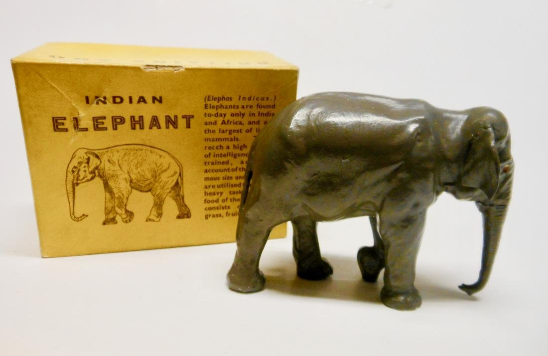 Britains Set #901 Adult Indian Elephant