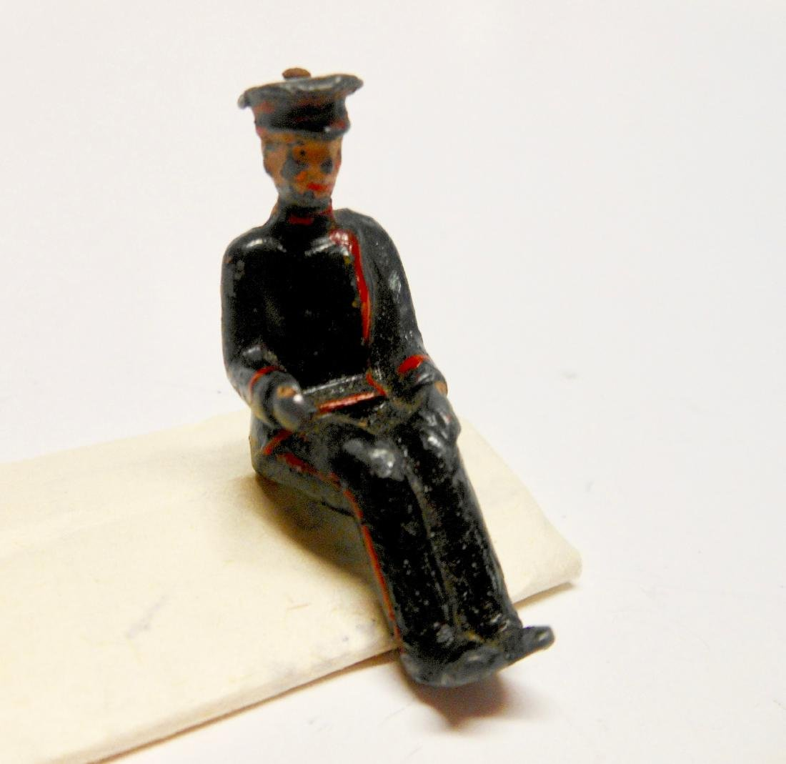 Britains Rare Royal Mail GPO Post Office Driver