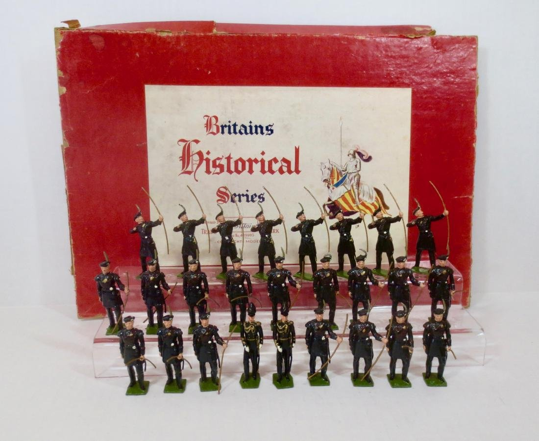 Britains Set #2079 Royal Company Of Archers