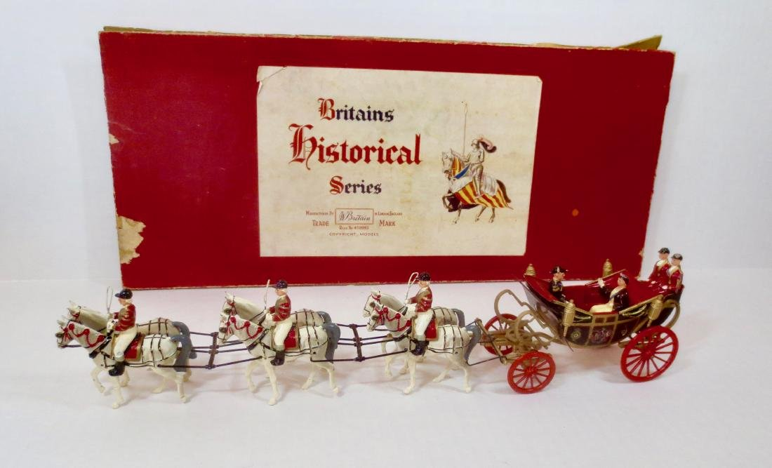 Britains Set #2094 Open State Landau