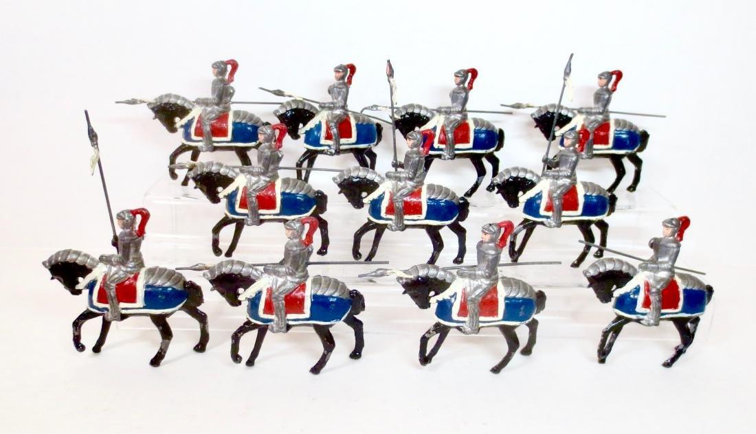 Johillco Medieval Tournament Knights
