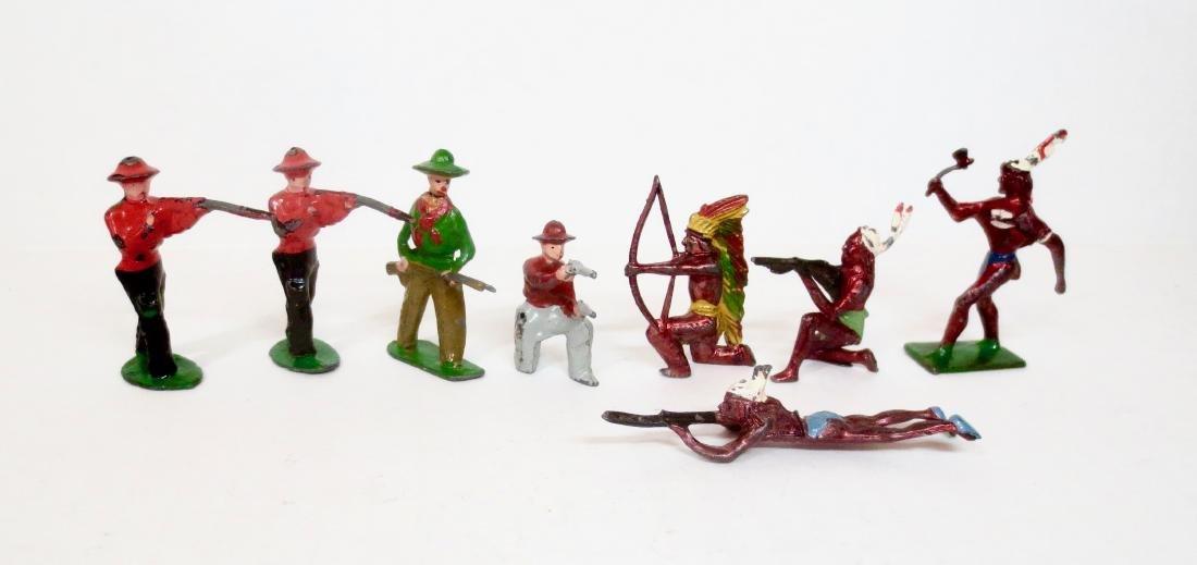 Johillco Cowboy & Indian Assortment