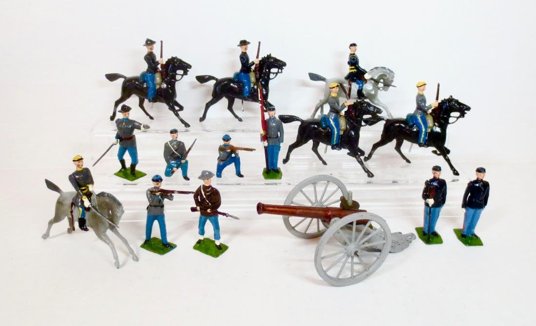 Britains American Civil War Assortment
