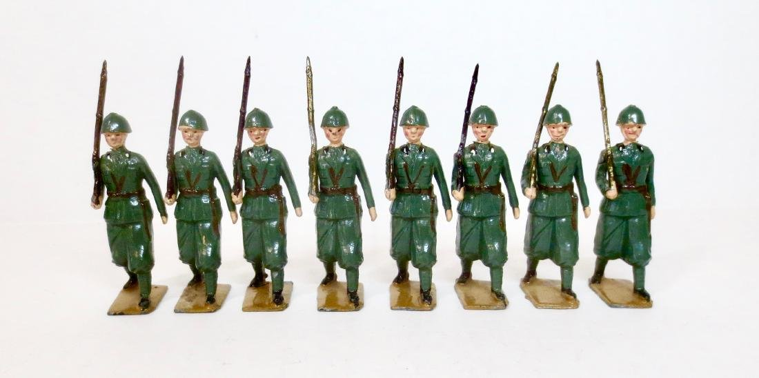 Britains Set #1435 Italian Infantry