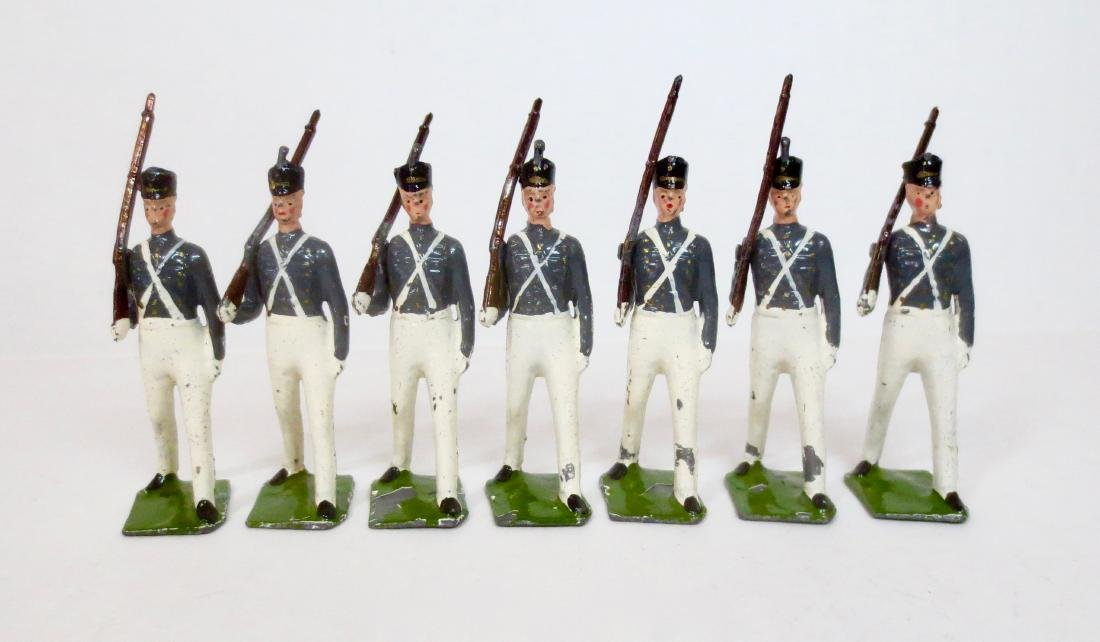 Britains From Set #299 West Point Cadets