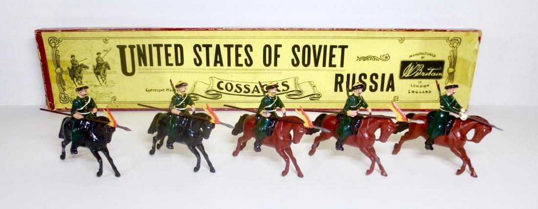 Britains Set #136 Russian Cavalry