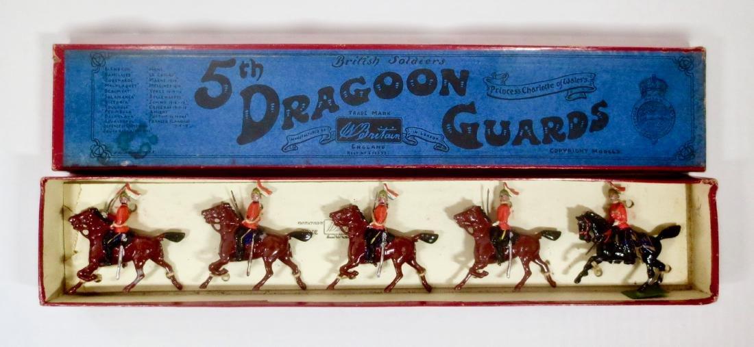 Britains Set #3 5th Dragoon Guards