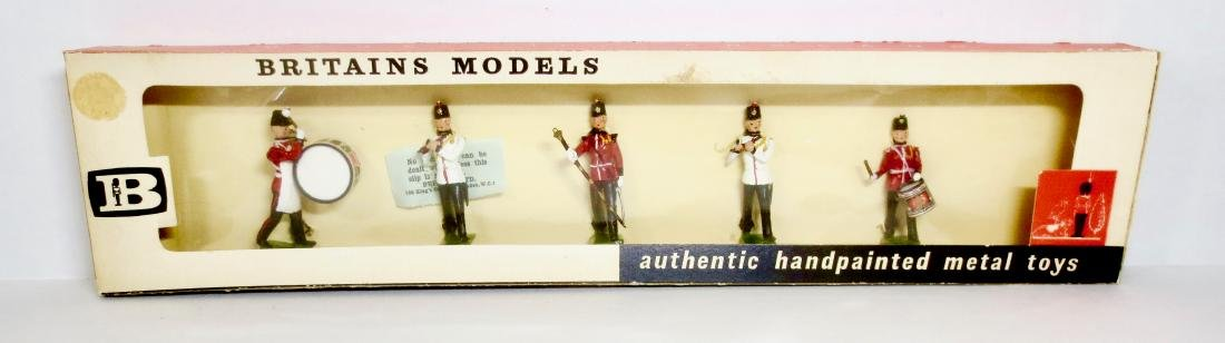 Britains Set #9154 Canada Fort Henry Band